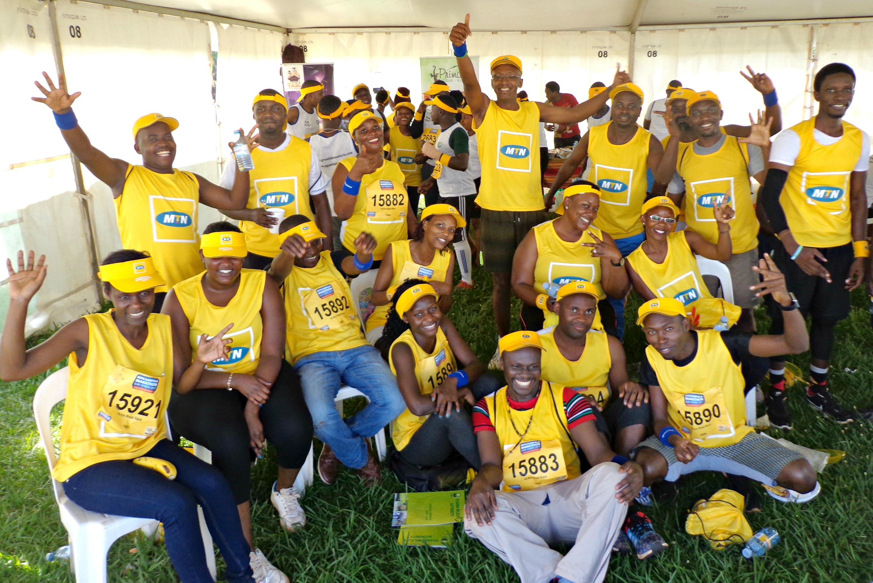 MTN Marathon 2017: Fitness, Fun & Kindness