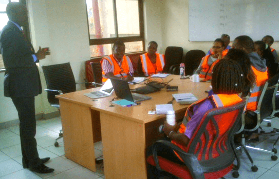 employee training at Q-souring servtec