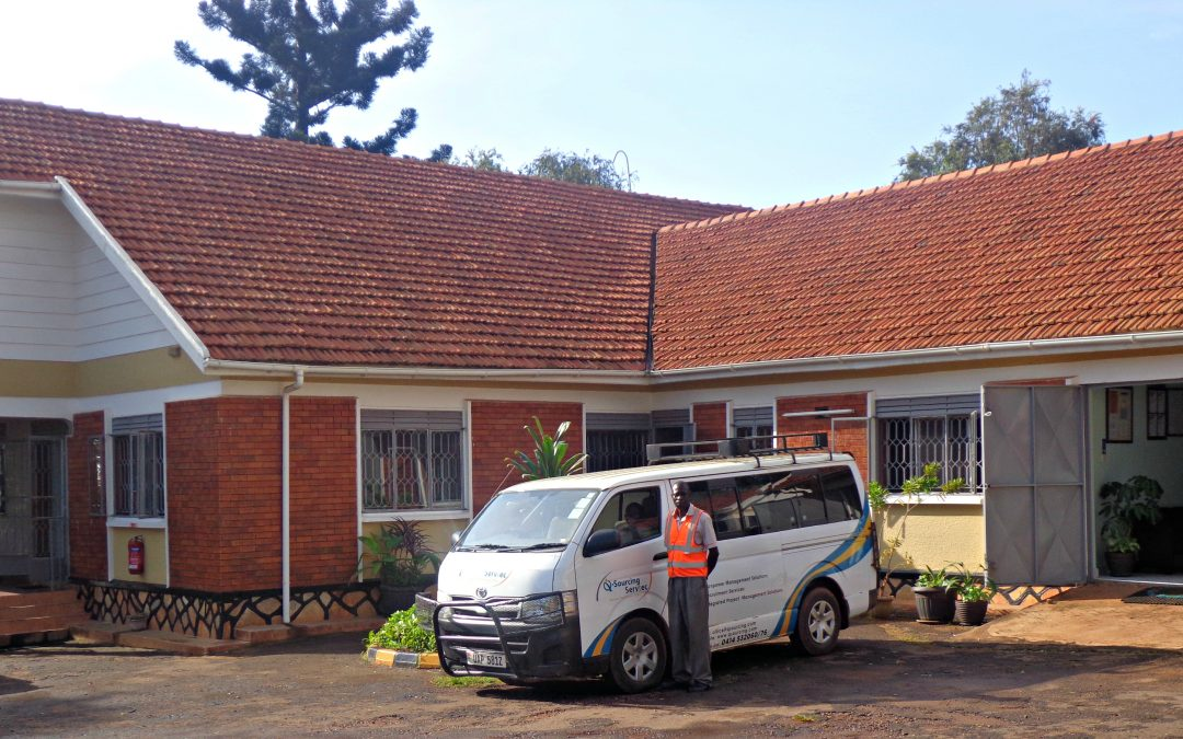 Q-Sourcing Servtec Uganda has moved