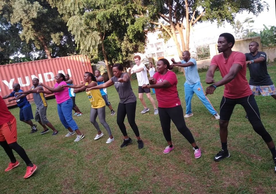 Fit For Work: promoting fitness in the workplace